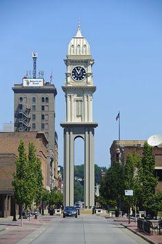 Town Clock (Dubuque)