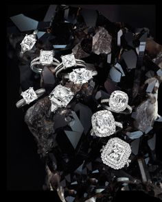 If size matters most to you, but budget is a concern, you're better off selecting a diamond with a lower carat weight that's cut to maximize its size.