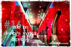 #16 Ride on Disney's Magical Express