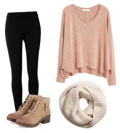 """""""The Melissa"""" by brenna-mccarty on Polyvore featuring Max Studio, MANGO and H&M"""