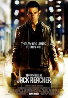 """Tom Cruise in Paramount Pictures' """"Jack Reacher"""" - 2012"""