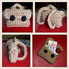 Cute schoolbag for doll