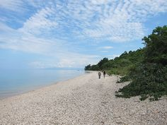 Lake Tanganyika, Gombe Stream National Park, Tanzania