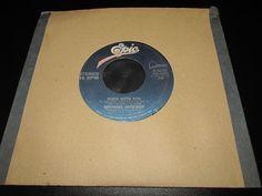 "#MichaelJackson Rock With You 7"" #vinyl"