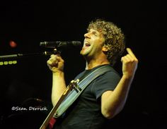 Billy Currington, David Nail and Kip Moore performing in St. Louis at The Pageant Saturday night.  Music, Photography, concert photography, live music, country music, guitars, concert pics