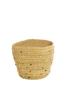 Beaded Basket {The Little Market}