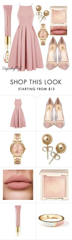 """""""Classy #women's fashion"""" by voguebymel ❤ liked on Polyvore featuring Chi Chi, Semilla, MICHAEL Michael Kors, Bling Jewelry, Jouer, AERIN and Old Navy"""