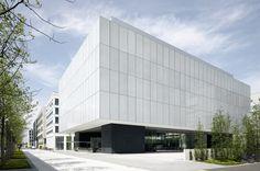 Novartis Campus WSJ-155, Basel | blaserarchitekten.ch