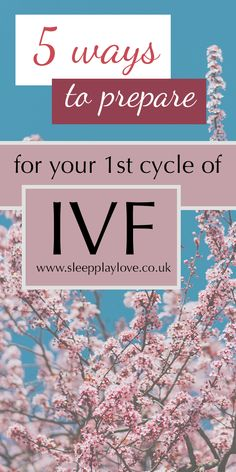 Prepare yourself for your cycle of IVF and give yourself and your body the very best chance of success. First cycle success stories are real - never give up! Ivf Treatment, Infertility Treatment, Ivf Egg Retrieval, Ivf Preparation, Ivf Timeline, Ivf Success Stories, Ivf Pregnancy, Ivf Cycle, Fertility Foods