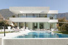 Beautiful house, modern style.