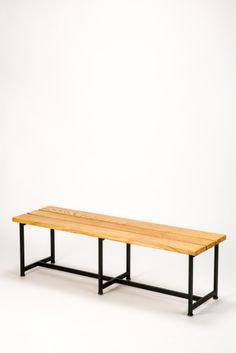 Swiss Oak Bench 60′
