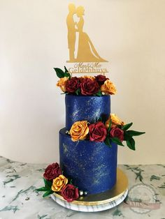 Please visit my page for more photos of this beautiful modern wedding cake. Fondant Wedding Cakes, Fondant Cakes, Gold Fondant, Burgundy And Gold, Modern, Photos, Beautiful, Cake Ideas, Trendy Tree