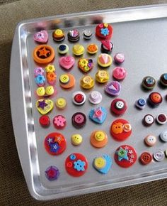 201 Best Crafts With Buttons Images Button Crafts Do It Yourself