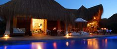Azura is located on Benguerra Island in Mozambique's Bazaruto Archipelago. Azura Benguerra Island is a luxury eco lodge with deluxe beach villas and a spa. Villa Design, Bungalows, Comer See, Boutique Retreats, Vacation Villas, Ultimate Travel, Amazing Destinations, Best Hotels, The Good Place