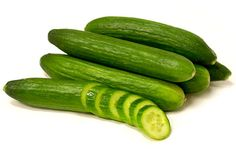 Persian Cucumbers for the garden