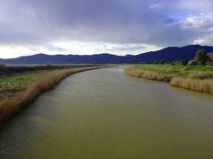 Castiglione della Pescaia fiume (river)