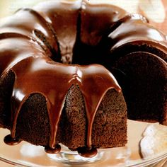 Double+Chocolate+Bundt+Cake - GoodHousekeeping.com