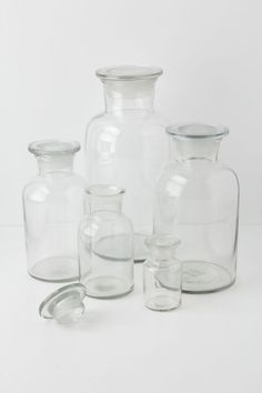 Pharmacy Jars - Anthropologie