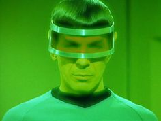 Is There in Truth No Beauty?, Star Trek,, Leonard Nimoy