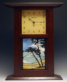 Clock for Mantle $340