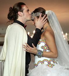 mariée kabyle - Algérie