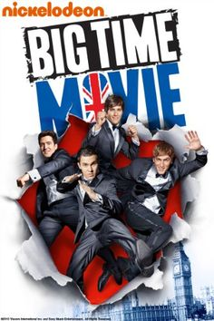 Big Time Rush movie..no I'm not 12 lol ..but I do enjoy corny comedies. Nickelodeon was always better than Disney anyway