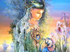 Mitologia Grega, Gaia  - Pesquisa Google