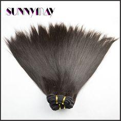 Wholesale Aliexpress Sunnymay Hair 7a Grade Malaysian Virgin Human Hair Straight weaving Unprocessed Hair Extension    http://www.aliexpress.com/store/product/Wholesale-AAAAAA-grade-silk-straight-virgin-malaysian-human-hair-weaving-unprocessed-hair-extension-hair-bounlds-10/500253_1497010505.html