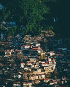 Anilio, Metsovo, Greece