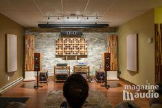 Genesis G7.2c lors de nos écoutes chez Pro Design Audio