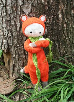 FIBI made by die Selbermacherin / pattern by lalylala