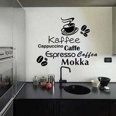Home Decor, Kaffee, Decoration Home, Room Decor, Home Interior Design, Home Decoration, Interior Design