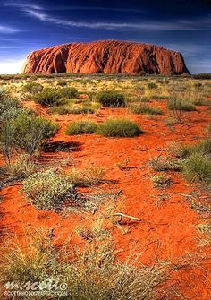 """Uluru, is magical, awe inspiring and sensational to climb. My son and I climbed the 9kms together in 2011. Very memorable holiday and a """"wow"""" moment in my life!"""