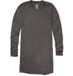 Rick OwensSlim-Fit Jersey T-Shirt