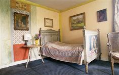 Pictures from Charleston, the Bloomsbury Group's country retreat in East Sussex