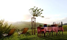 Follonico, Bed and Breakfast in Montefollonico near Montepulciano and Siena in Tuscany Hotels In Tuscany, Tuscany Italy, Italy Italy, Italy Trip, Boutique Homes, A Boutique, B & B, Small Luxury Hotels, Outdoor Furniture Sets