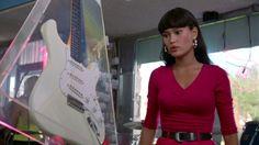 Tia Carrere in Wayne's World (1992)