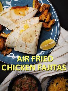 Chicken Fajita Recipe, Chicken Fajitas, Recipe Videos, Food Videos, Bacon Recipes, Cooking Recipes, Easy Dinner Recipes, Easy Meals, Easy Recipes For Beginners
