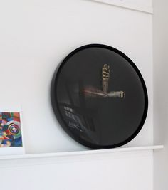 Feather Clock