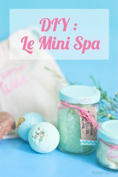 Cadeau dernière minute : Un Mini-Spa fait maison ! Diy Spa, Homemade Gifts, Diy Gifts, Diy Cadeau Noel, Mini, Homemade Cosmetics, Homemade Beauty Products, Last Minute Gifts, Diy Beauty