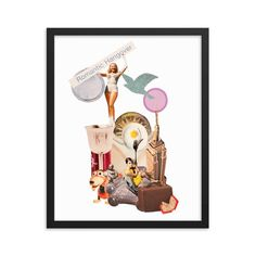 Make a statement in any room with this framed poster printed on high quality paper, with a partly glossy, partly matte finish. Artist Art, Romantic, Paper, Frame, Picture Frame, Romantic Things, Frames, Romance Movies, Hoop