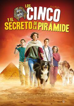 Los Cinco y el secreto de la Pirámide - Fünf Freunde 4