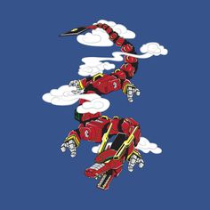 Shop Year of the Zord power rangers t-shirts designed by Rollbiwan as well as other power rangers merchandise at TeePublic. Dino Rangers, Power Rangers Dino, Mighty Morphin Power Rangers, Power Rangers T Shirt, Power Rangers Fan Art, Power Rangers Megazord, Power Rengers, Dragon Ball Z, Red Dragon