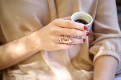 Khailo Silver Rings Design | Jewelry | Accessorize | Fashion | Love | Coffee | Turkish Coffee #jewelry #khailo #silver #style #stylish #coffee www.khailo.com