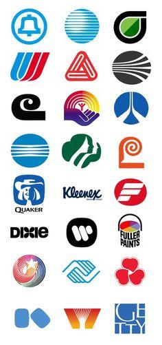 Saul Bass logo design.
