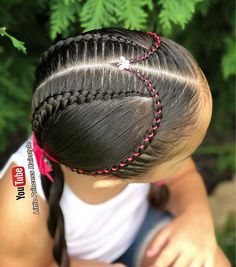 New hair 2018 trends updo ideas Childrens Hairstyles, Cute Hairstyles For Kids, Little Girl Hairstyles, Trendy Hairstyles, Braided Hairstyles, Black Hairstyles, Haircut Styles For Women, Short Haircut Styles, Girl Hair Dos