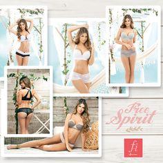 Conoce la elegancia y sensualidad de Free Spirit, la nueva colección de #MileFashion by Formas íntimas