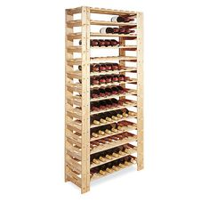 CLICK now to see new and improved--stronger in natural wood! Sourced from the finest sustainable tree plantations in Indonesia, our Swedish 126 bottle wine rack is now more durable, more beautiful and more eco-friendly than ever before. Hand-cut and hand-sanded for a remarkably even color and grain. http://www.goodwinecoolers.com/products/swedish-126-bottle-wine-rack?variant=7092586500