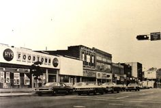 Bloomfield Ave in Caldwell NJ  1975