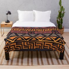 African Bedroom, African Living Rooms, African Themed Living Room, African Interior Design, African Design, Bedroom Themes, Bedroom Decor, Bedrooms, African Tribal Patterns